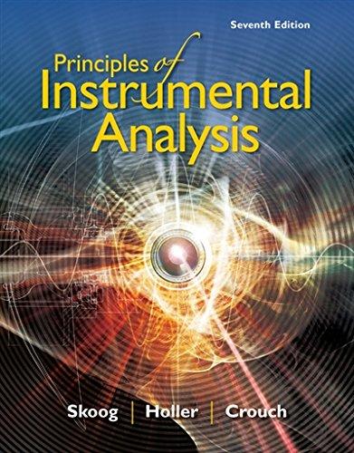 Principles of Instrumental Analysis por Stanley Crouch