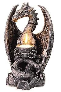 KATERINA PRESTIGE BROHF0399, diseño de dragón, alas Abiertas, Multicolor