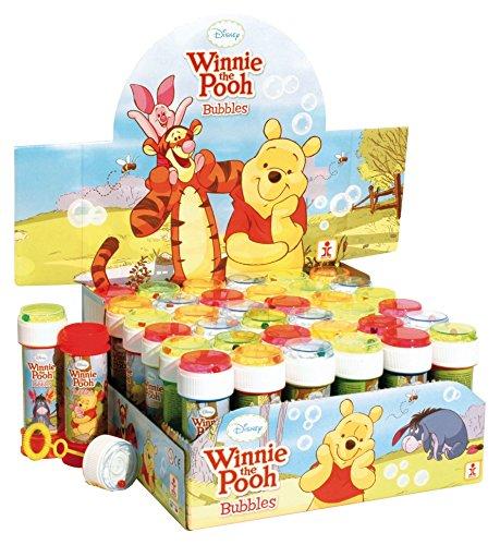Dulcop - Tubo de pompas de jabón Winnie The Pooh (4422)