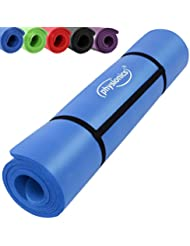 Fitness Physionics shaktí 1.5 180 x 60 azul, FNMT04 - 1,5