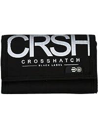 Crosshatch Ch110360 - Cartera para hombre de Poliéster  Hombre