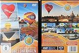 """DVD """"Ballonfahren Einsteigen-Abheben-Geniessen"""""""