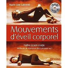 Mouvements d'éveil corporel - Naître à son corps, livre + DVD