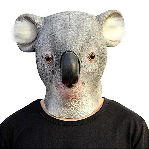 la masque de Noël partie rôle jouer accessoires de haute qualité silicone (Niedlich Billige Halloween-kostüme Für Paare)