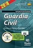 Guardia Civil. Escala de Cabos y Guardias. Simulacros de examen. Quinta Edición