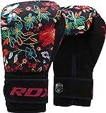 RDX Frauen Boxhandschuhe Gel Sparring Handschuhe Boxsack Damen Handschuhe Ausbildung Muay Thai