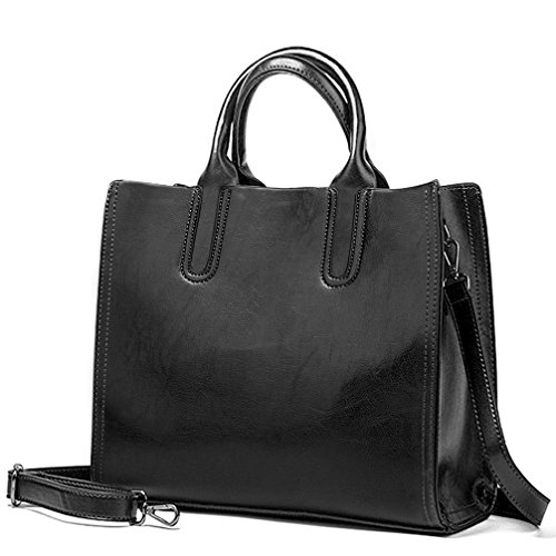 - 51Ifq3l0  L - Aburnudrey Womens Handbags Ladies Designer PU Leather Handbags Tote Bags