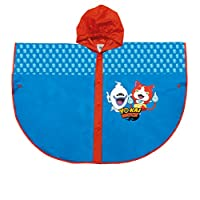 PERLETTI 99618 Raincoat Poncho Yo-Kai Watch, Multi Colour, One Size