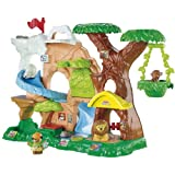 Fisher-Price Little People Zoo Talkers Animal Sounds Zoo Playset