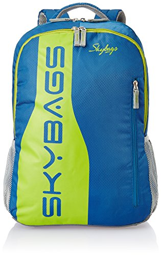 Skybags Candy 0.199 ltrs Blue Casual Backpack (CANDYP04BLU)