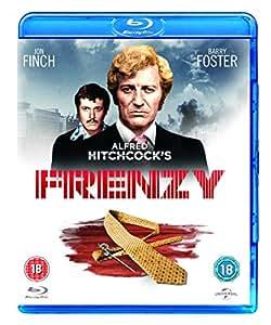 Frenzy [Blu-ray] [1972] [Region Free]