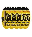 Prince Enterprise Maybelline New York Colossal Kajal - Deep Black 4 Piece Combo, 0.35 Grams