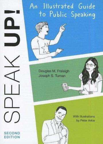 Speak Up 2e & SpeechClass for Speak Up by Douglas M. Fraleigh (2012-07-01)