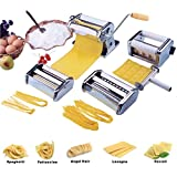 Vivo © Heavy Duty 5 in 1 Stainless Steel Professional Fresh Pasta Lasagne