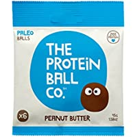 The Protein Ball Co. Peanut Butter Balls, 10er Pack (10 x 45 g)