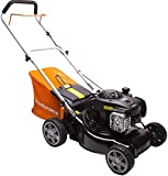 "Yard Force 41cm (16"") Hand Push Rotary Petrol Lawnmower with 125cc Briggs & Stratton 300 Series Engine"
