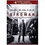 Birdman [DVD] [Region 2] (English audio. English subtitles) by Michael Keaton