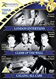 London Entertains/Climb Up The Wall/Calling All Cars [DVD]