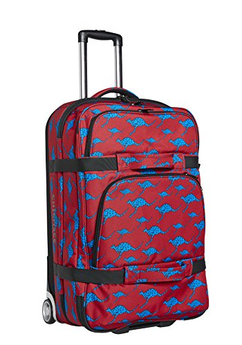 Chiemsee Bags Collection Koffer, 71 cm, 2645 Dark Red/M Blue