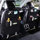 Sen-Sen Auto-Organisator-Sitz-Rückseiten-Taschen-Kasten-Automobil, das Aufbewahrungsbeutel-Netz-Schwarzes aufräumt