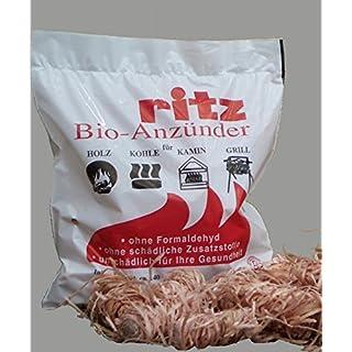 Ritz Bio Kamin- und Grillanzünder für Holz & Kohle (13 Anzünder)