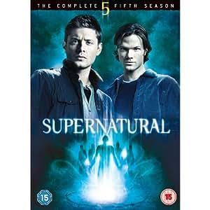 Supernatural: Season 5 [6 DVDs]
