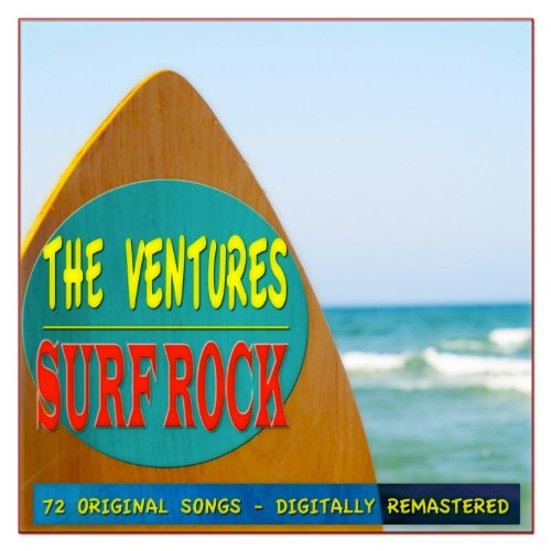 Surf Rock (72 Original Songs D...