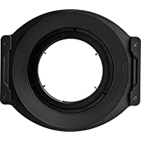 Rollei Pro Porte-Filtre pour Olympus M.Zuiko Digital ED 7-14mm 1:2.8 - Pour Filtres Rectangulaires de 150 mm - noir