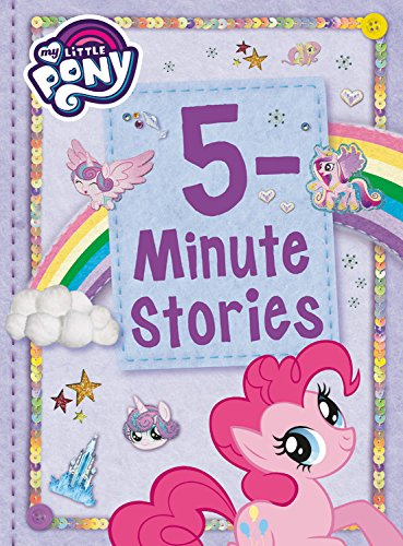 My Little Pony: 5-Minute Stories por Hasbro