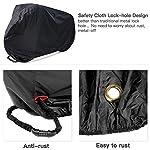 AngLink-Telo-Copribici-Impermeabile-210D-Oxford-200-x-110-x-70-cm-Telo-Protettivo-per-Biciclette-Antipolvere-Vento-Pioggia-Protezione-UV-Copertura-per-Mountain-Bike-e-Bici-da-Strada-e-Scooter