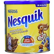 Nesquik - Cacao Soluble Instantáneo - 3 Paquetes de ...