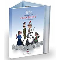 The Standard Edition - New Royal Mint 50p (50 PENCE) Great British Coin Hunt Collector (Mint Uncirculated Coin)