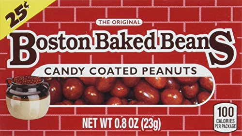 3aa90aa47f414 Boston Baked Beans Candy Coated Peanuts American Sweets 23 g