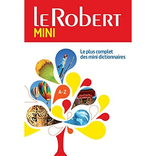 Le Robert Mini 2017