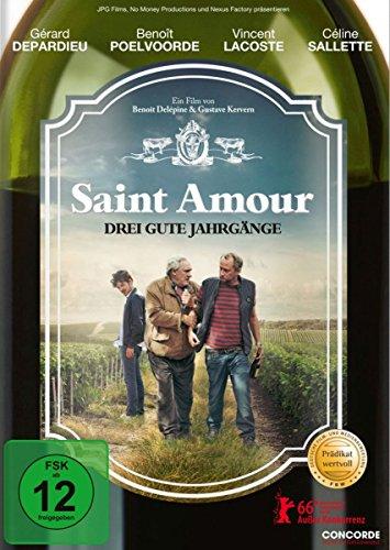 Bild von Saint Amour - Drei gute Jahrgänge