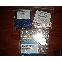 Agilent Technologies 5182-0865 2 ml Klare Schraubverschluss Vial / Kappe Pre-Pack