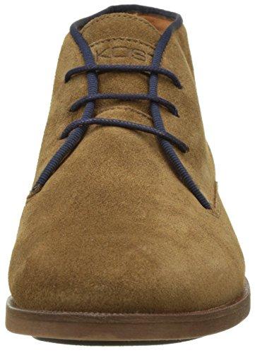 Kost Bissole, Desert Boots Homme Marron (Taupe)