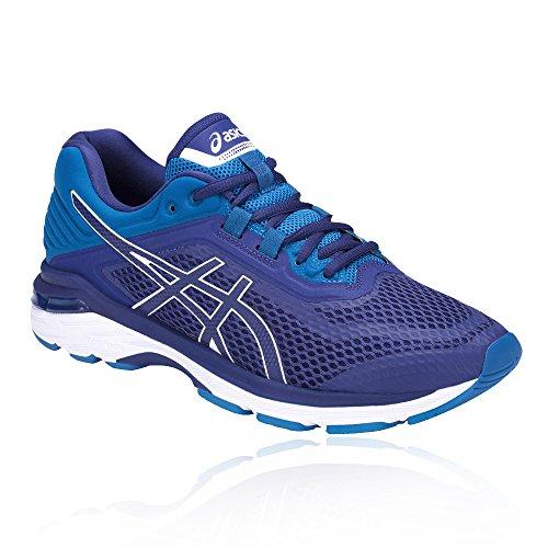 Asics Gt-2000 6, Chaussures de Running Homme, Noir