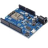 #3: REES52 Smart Electronics ESP-12E WeMos D1 WiFi uno based ESP8266 shield for arduino Compatible