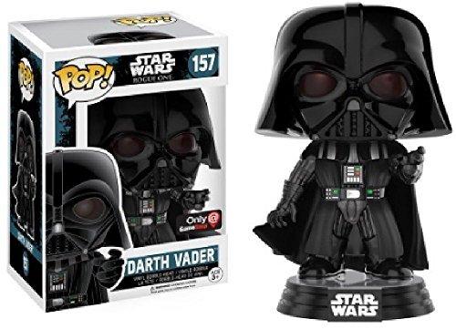 Pop! Star Wars: Rogue One - Darth Vader Choking Grip Limited #157 Vinyl Bobble-Head Figure -