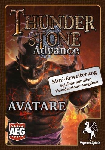 Pegasus Spiele 51048G - Thunderstone Avatare, mini espansione, combinabile con tutte le edizioni esistenti