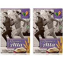 Quinoa Slim-Fit Atta, 450 grams (Pack of 2)