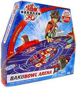 Bakugan Bakubowl - Season 2 New Vestroia