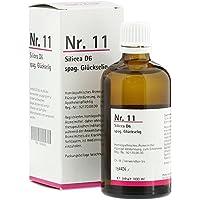 Nr.11 Silicea D6 Spag.Glückselig, 100 ml preisvergleich bei billige-tabletten.eu