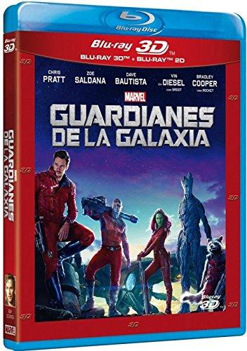 Guardianes De La Galaxia (BD 3D + BD)...