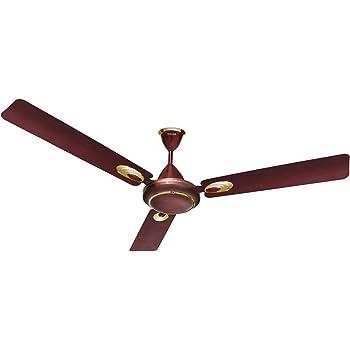 Inalsa Tanishq Ex 1200mm Ceiling Fan Pearl Brown