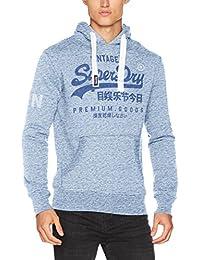 Superdry, Sweatshit à Capuche Sportswear Homme