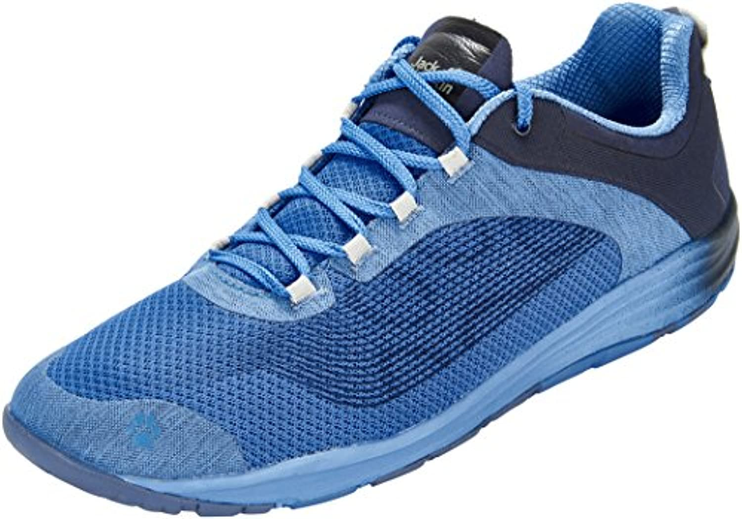 Jack Wolfskin Mens Portland Chill Low Lightweight Fast Drying Trainers  -