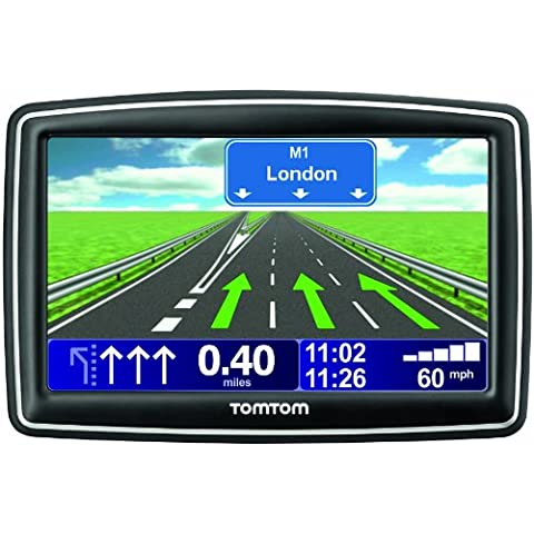 TomTom XXL Classic Western Europe - GPS para coches (5.0