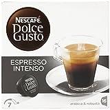 Nescafé Dolce Gusto - Espresso Intenso - 3 Paquetes de 16 Cápsulas - Total